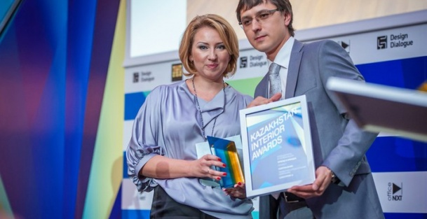 Премия Kazakhstan Interior Awards 2015